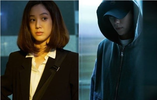 """Jung Ryeo Won And Yoon Hyun Min Have A Rocky First Meeting In New Stills From """"Witch's Court"""""""