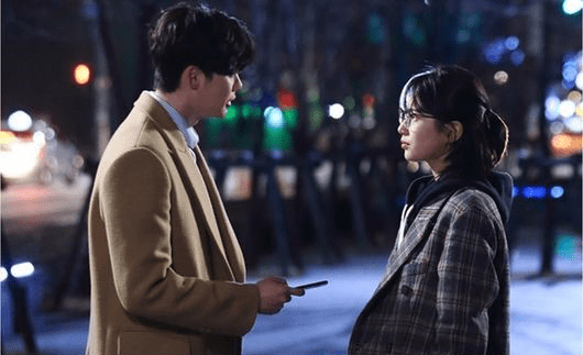 """Lee Jong Suk And Suzy's Characters Try To Prevent Tragedy In """"While You Were Sleeping"""" Stills"""