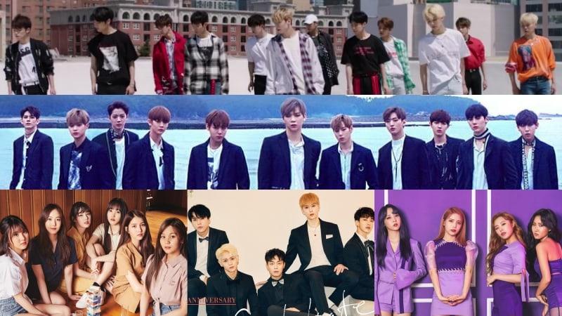 2017 MTV EMAs Announces Nominees For Best Korean Act