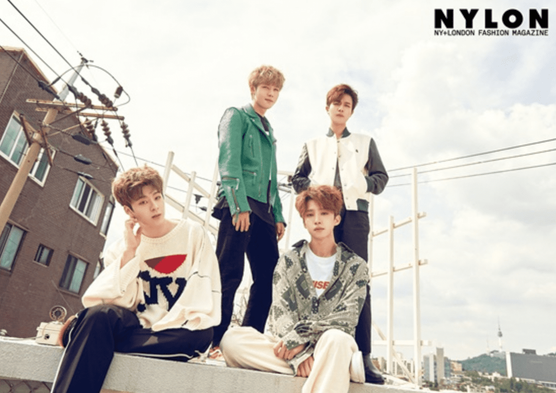 FNC's Newest Band HONEYST Reveals Who Their Role Models Are