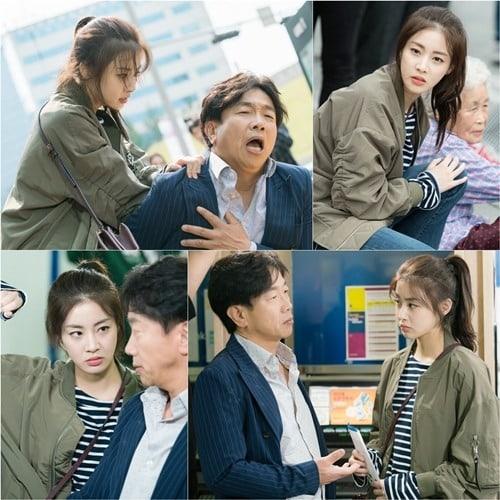 """Kang Sora Gets Justice In New Stills For """"Revolutionary Love"""""""