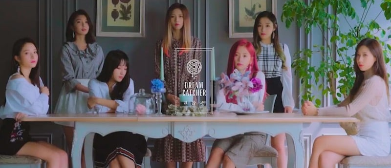 Watch: DreamCatcher Gifts Fans With New Special MV