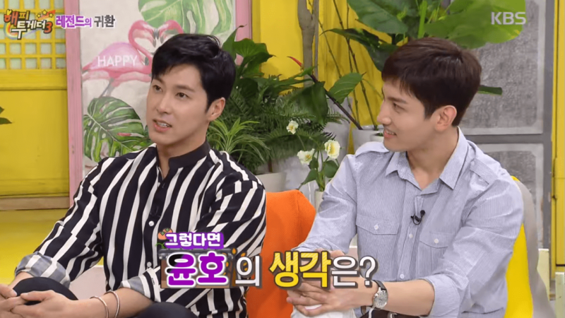 TVXQ Talks About Competition And Changes In K-Pop