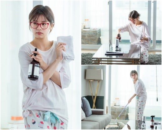 """Jung So Min Is A Relatable Homebody In Latest """"Because This Is My First Life"""" Stills"""