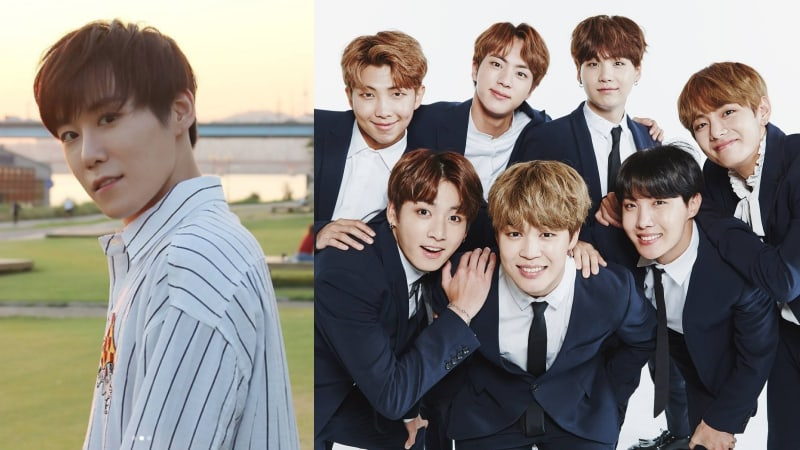 "Former ""Produce 101 Season 2"" Contestant Park Woo Dam Shares How He Can't Wait To Meet BTS"