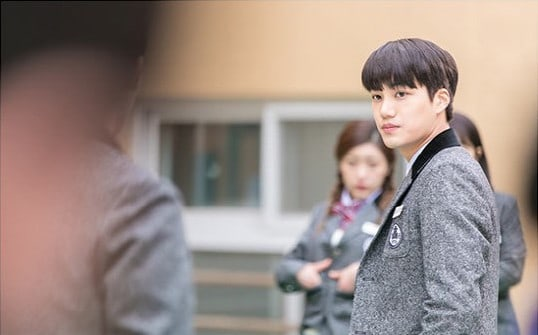 "EXO's Kai Exudes Charisma In New Stills For ""Andante"""