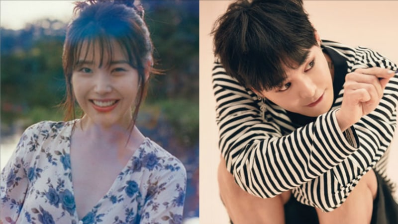 IU Reportedly Heads Over To Taiwan For G-Dragon's Concert