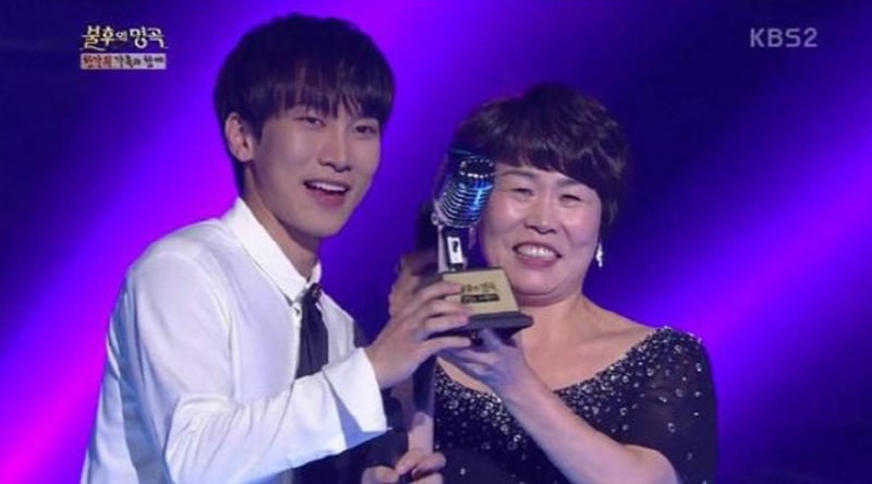 """BTOB's Eunkwang Shares His Mother's Thoughts On Their """"Immortal Songs"""" Duet"""