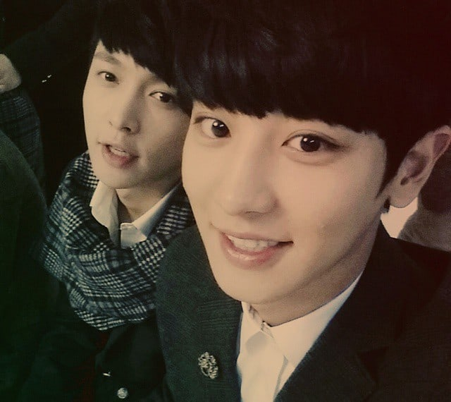 Chanyeol Sends Loving Message To Fellow EXO Member Lay On His Birthday