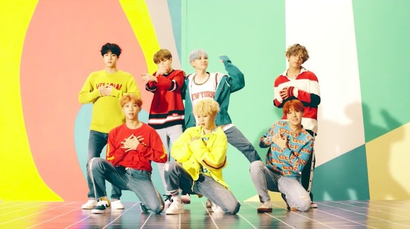 BTS Tops Oricon Albums Chart In Japan For The Month Of September