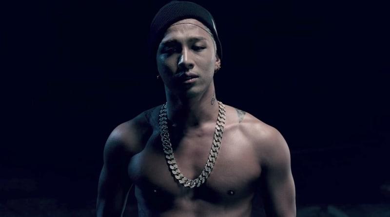 """Taeyang's """"Eyes, Nose, Lips"""" MV Surpasses 100 Million Views"""