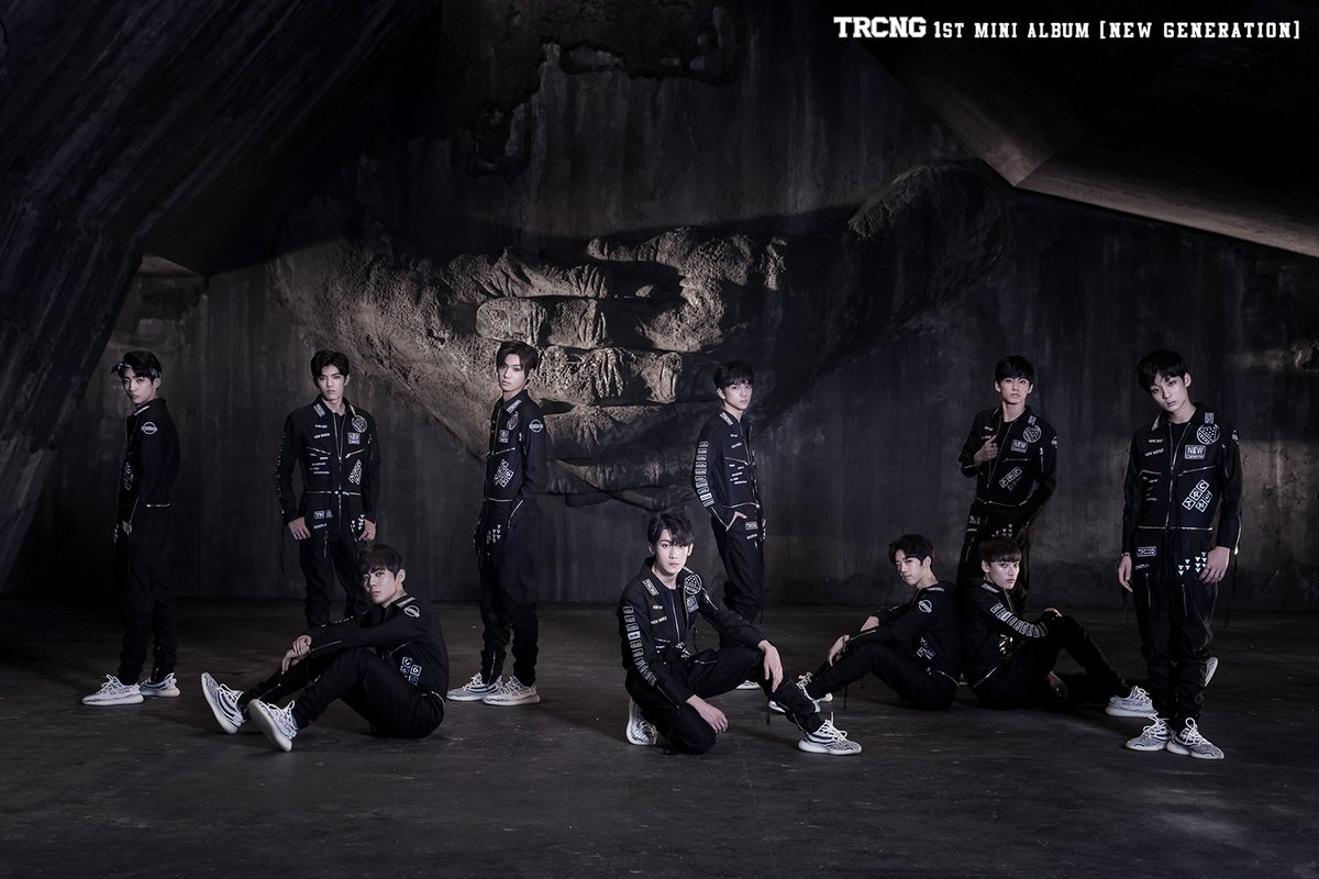 Update: TS Entertainment's New Boy Group TRCNG Shares New Group Teaser Images Ahead Of Debut