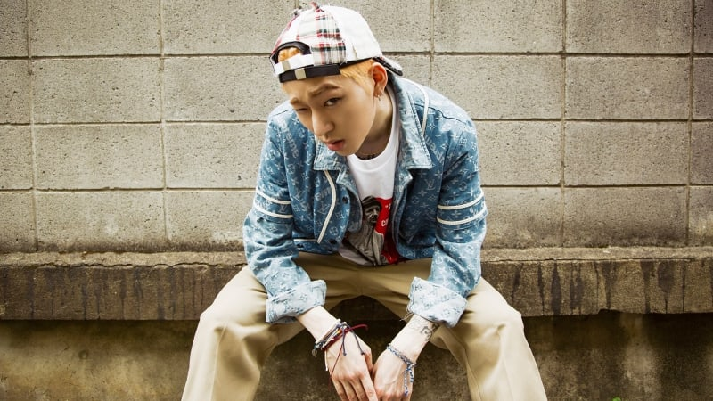 """Block B's Zico Opens Up About """"Show Me The Money 6″And His Work Ethic"""