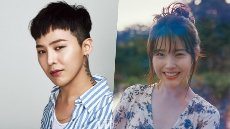 G-Dragon Responds To IU's Concert Invitation During His Concert In Taiwan
