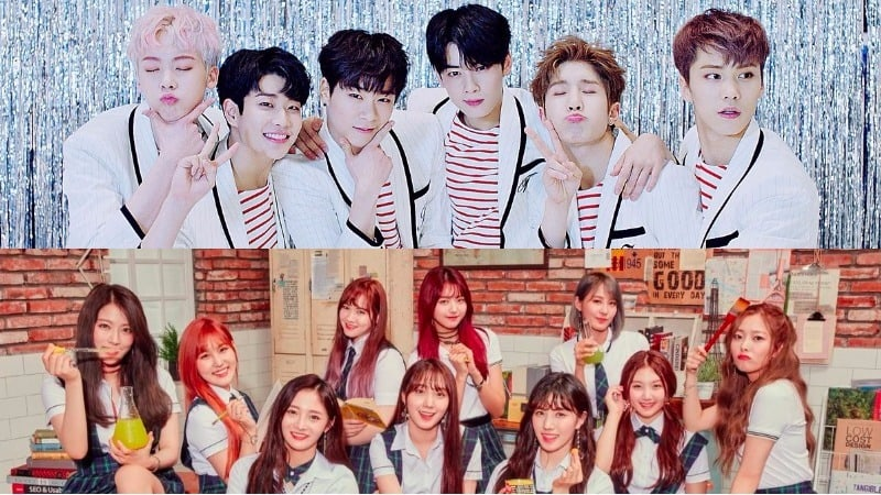 ASTRO And PRISTIN Confirmed To Attend 2017 Asia Artist Awards