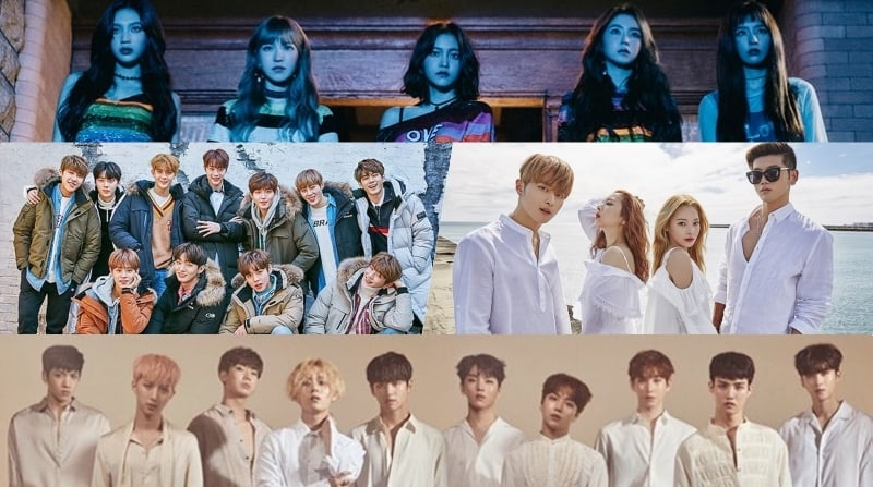 Update: November Comebacks To Get Ready For