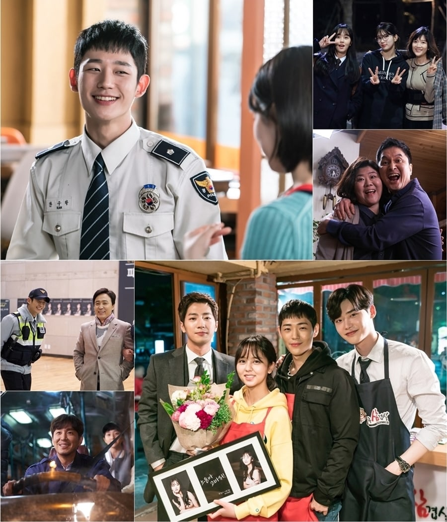 scenes du drama while you were sleeping