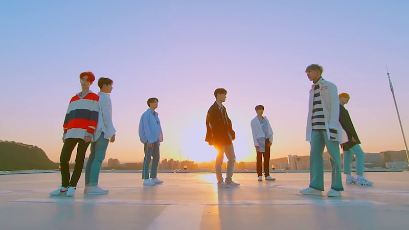 """Watch: GOT7 Makes Long-Awaited Comeback With MV For """"You Are"""""""