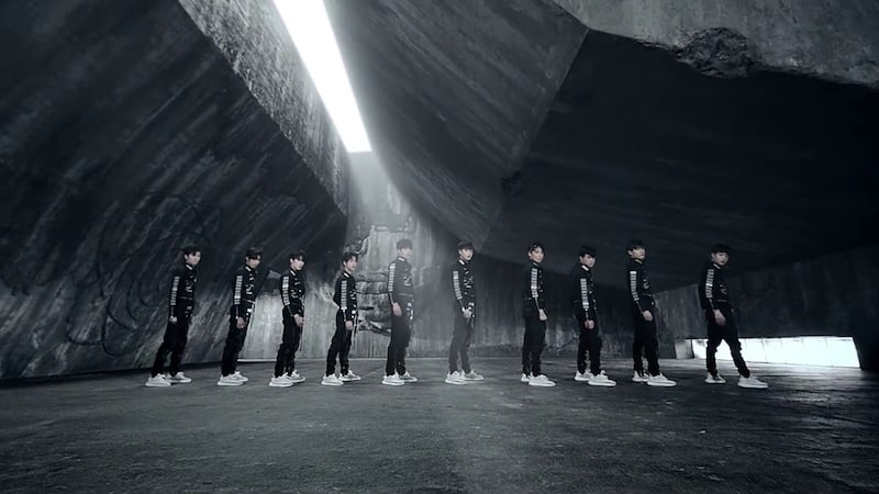 "Watch: TS Entertainment's Boy Group TRCNG Makes Powerful Debut With ""Spectrum"" MV"