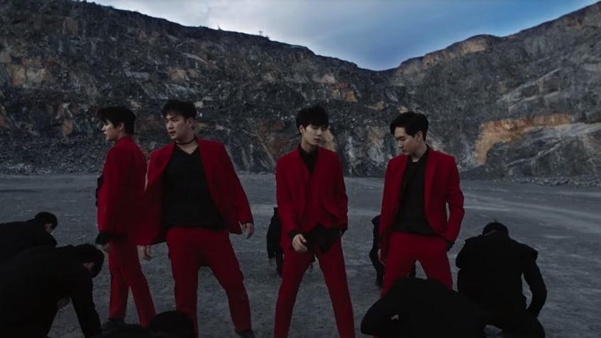 "Watch: NU'EST W Asks ""Where You At"" In Dreamy MV"