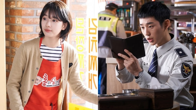 "Suzy And Jung Hae In Feature In New Stills For ""While You Were Sleeping"""