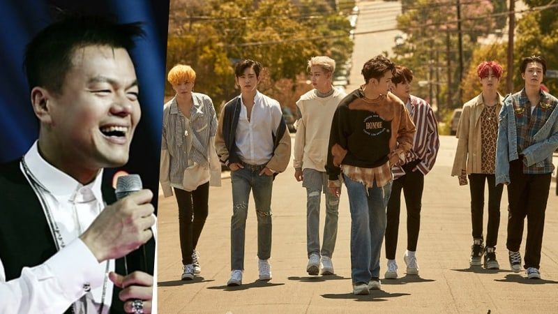 Park Jin Young Compliments GOT7 On Their Growth And New Release
