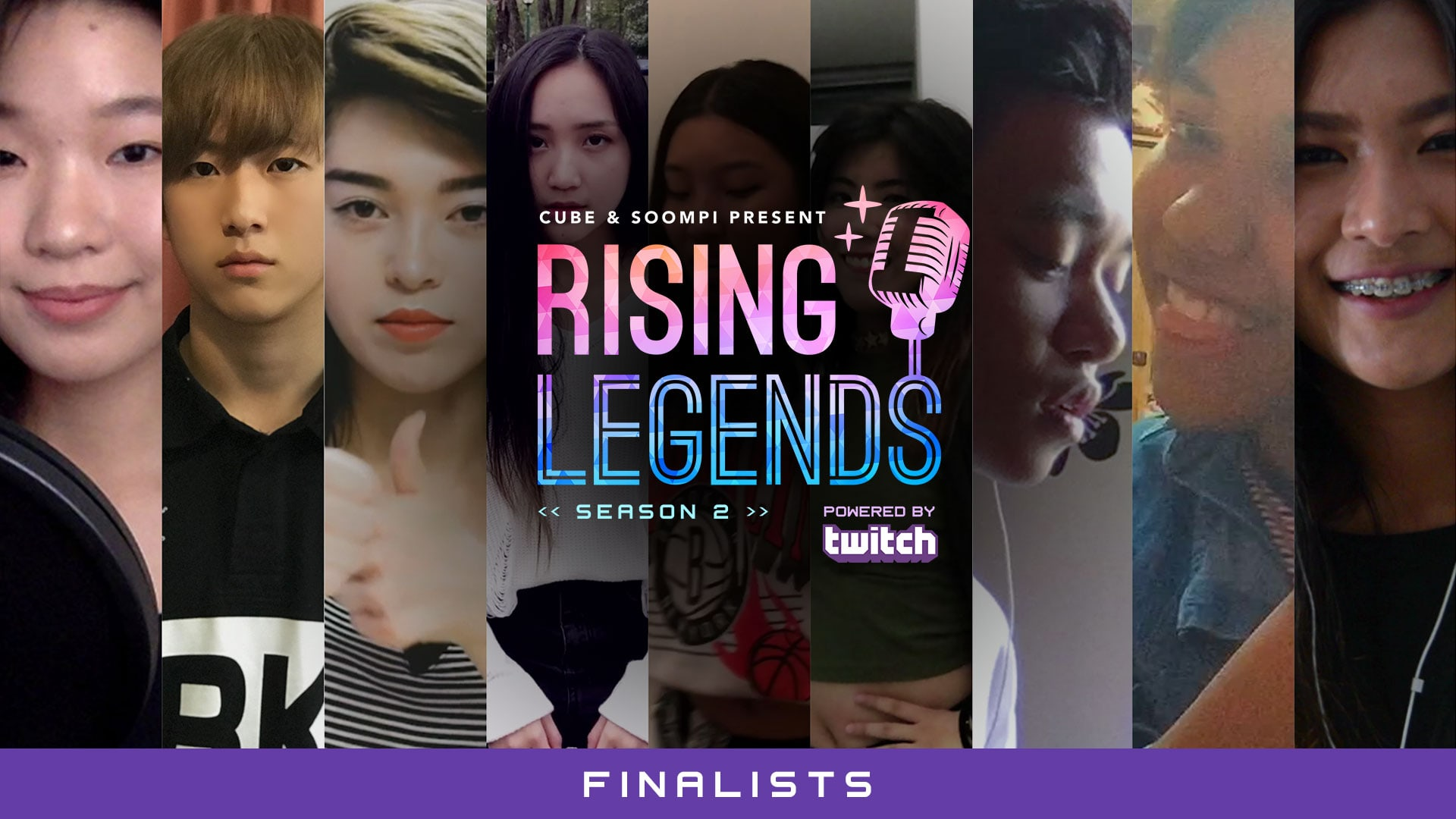"Interview: Meet The Finalists Of ""Rising Legends: Season 2"""