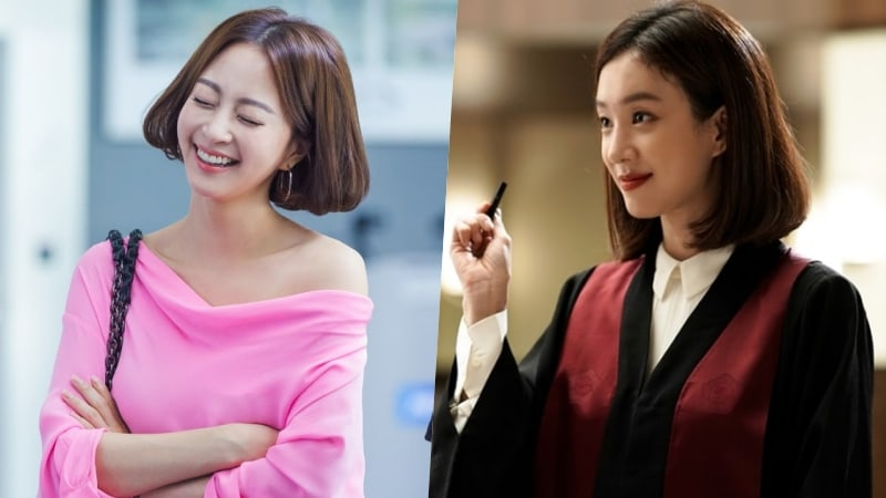 Han Ye Seul Sends An Adorable Message To BFF And Current Drama Ratings Rival Jung Ryeo Won