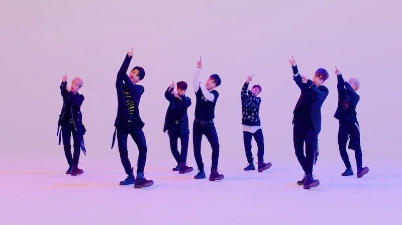 "Update: ""Produce 101 Season 2"" Trainee Group RAINZ Previews Debut MV ""Juliette"" Through Fun Teaser"