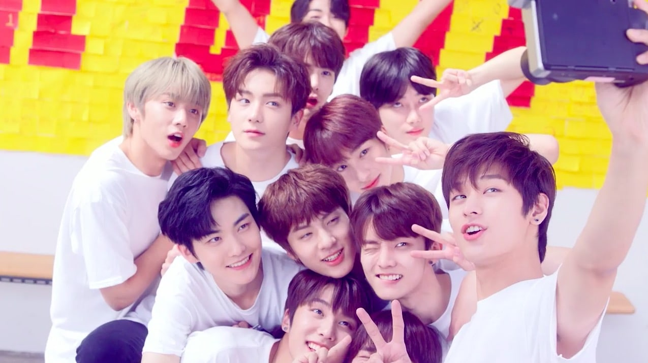 """Watch: Pre-Debut Group The Boyz Says """"I'm Your Boy"""" In Special MV"""