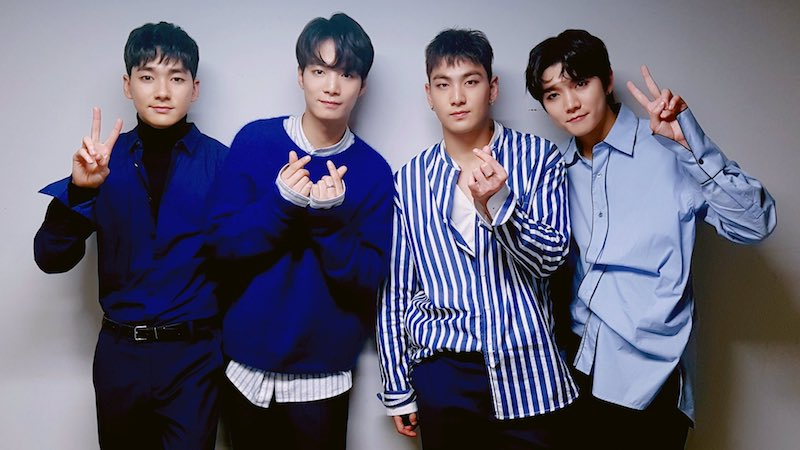 NU'EST W Confirmed To Attend 2017 Asia Artist Awards