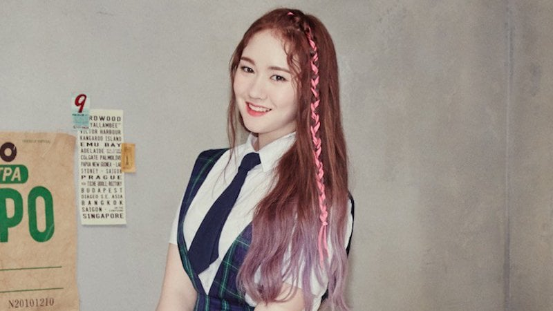 PRISTIN's Kyla To Take Break From Activities Due To Health Concerns