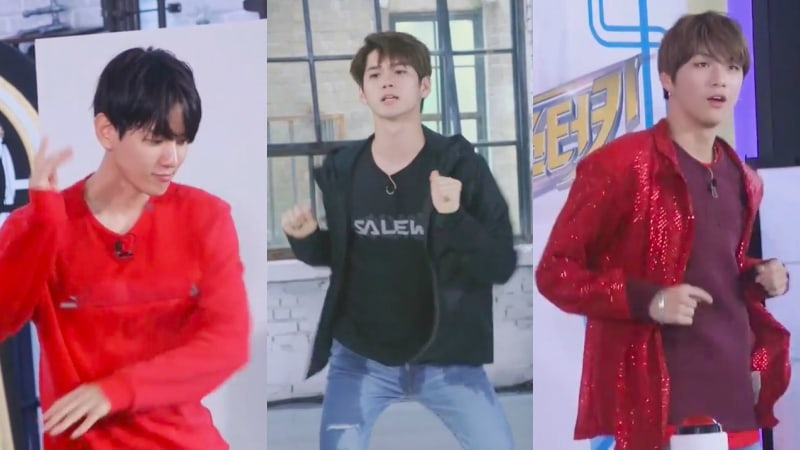 "Watch: Baekhyun, Ong Sung Woo, Kang Daniel, And More Have Fun Dance Party In ""The Master Key"" Preview"