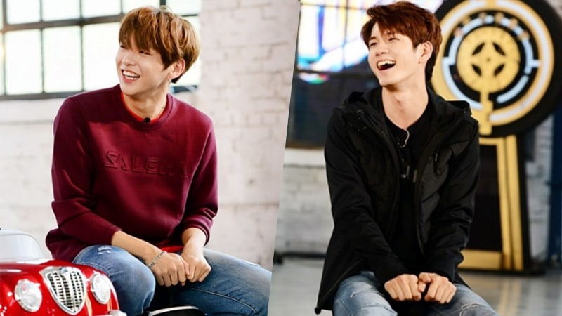 """""""The Master Key"""" Staff Praises Wanna One's Kang Daniel And Ong Sung Woo For Their Variety Skills"""