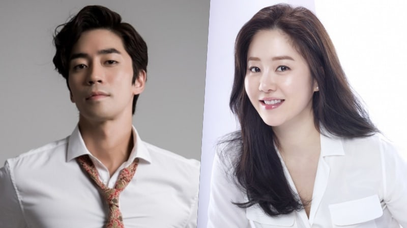 Shin Sung Rok And Go Hyun Jung To Lead New SBS Drama