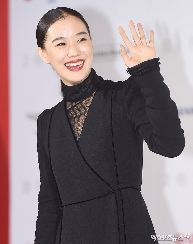 Korean Actors Stun At The 22nd Busan International Film