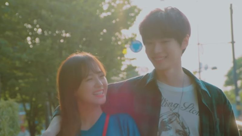 "Watch: NCT's Doyoung And gugudan's Kim Sejeong Star In Romantic MV For Duet ""Star Blossom"""