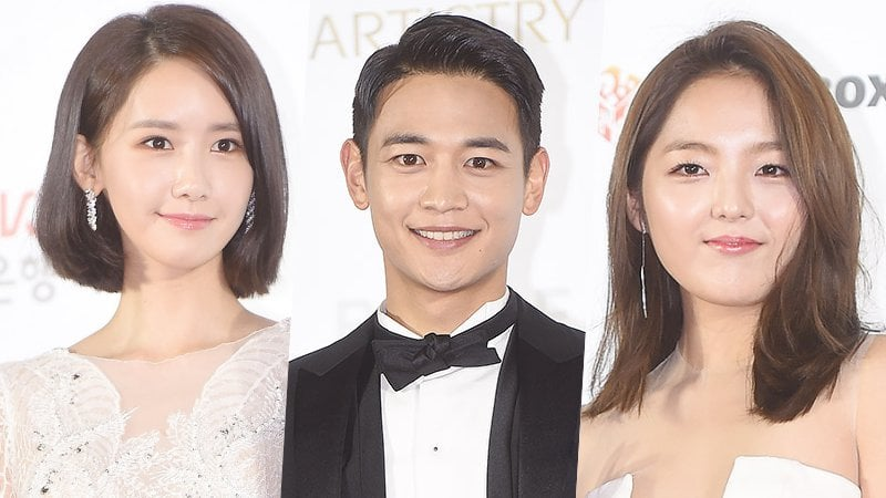 Korean Actors Stun At The 22nd Busan International Film Festival Opening Red Carpet