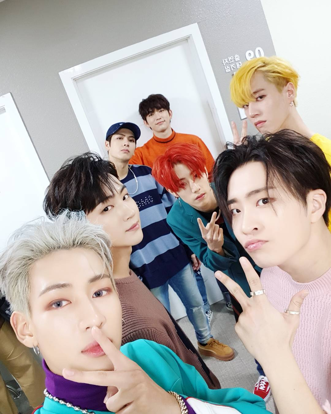GOT7 Opens Official Group Instagram