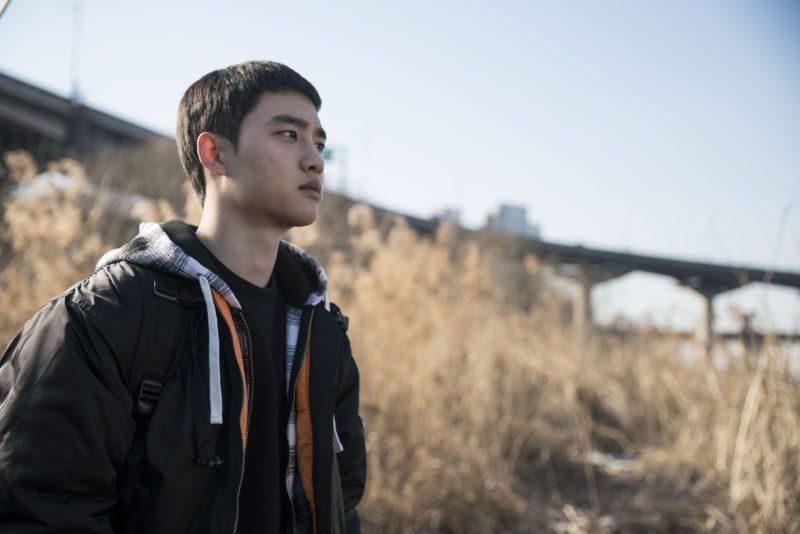 EXO's D.O. Transforms Into A College Student Who's Lost All Hope In New Film Stills