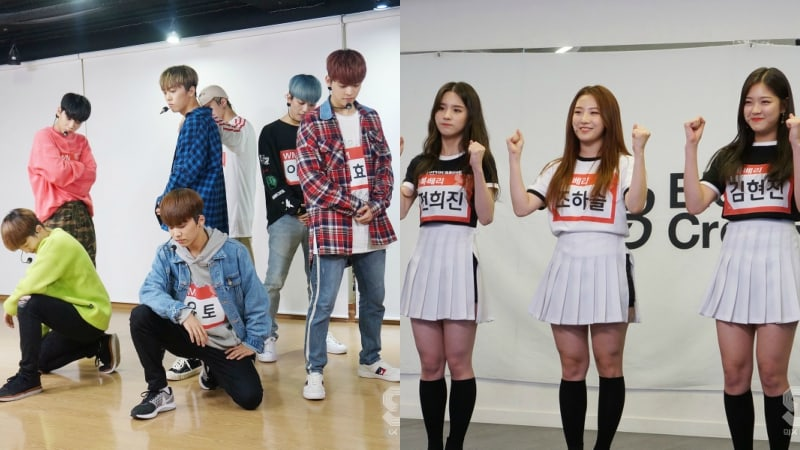 """YG Survival Show """"MIXNINE"""" Reveals Photos From Agency Tour, Including ONF, LOONA, And More"""