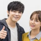 Jo Jung Suk And Girl's Day's Hyeri Attend Their First Script Reading For New MBC Drama