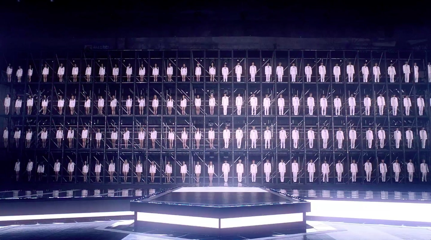 """Staggering Cost And Production Of Set For """"The Unit"""" MV Revealed"""