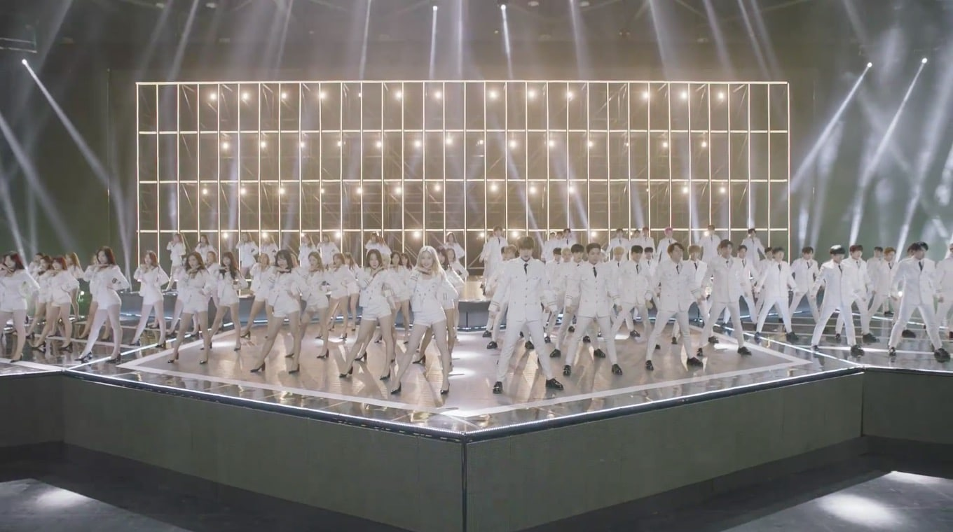 """Watch: """"The Unit"""" Contestants Say It's """"My Turn"""" In Spectacular MV"""