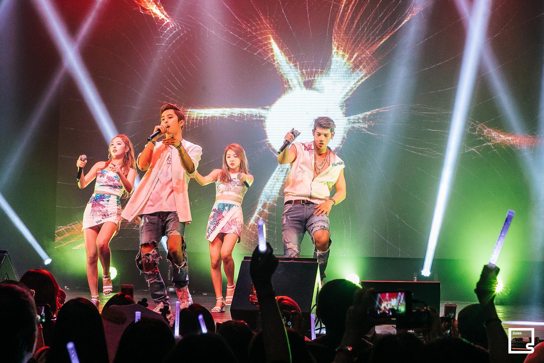 "Five Times KARD Upped The Wow Factor During ""WILD KARD"" Part 2 In San Francisco"