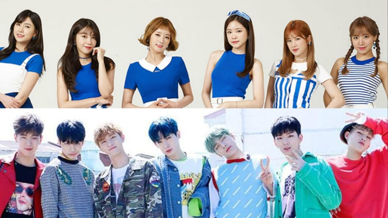 Apink And MONSTA X Added To 2017 Asia Artist Awards Lineup