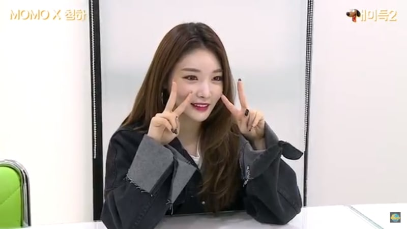 Watch: Kim Chungha Surprises Fan Selling Her Old Goods