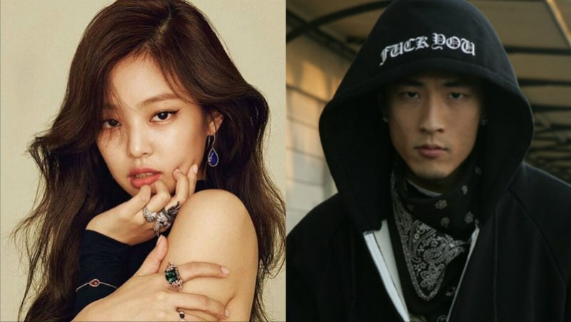 YG Responds To Dating Rumors Between BLACKPINK's Jennie And Teddy