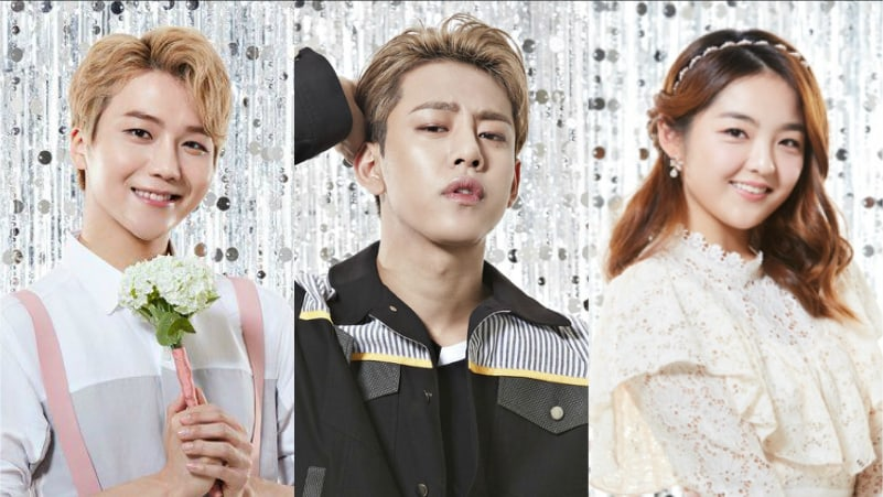 "B.A.P's Daehyun Confirmed As Lead In Musical ""All Shook Up"" Alongside PENTAGON's Jinho, Seo Shin Ae, And More"