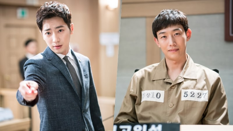 """While You Were Sleeping"" Shares Behind-The-Scenes Stills Of Courtroom Scene"